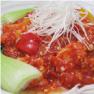 完熟トマトのエビチリソース