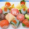 春色お好み手鞠寿司